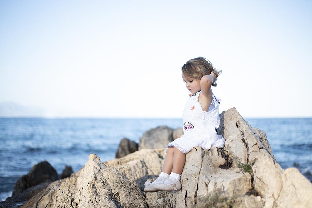 seance photo mer plage enfant famille