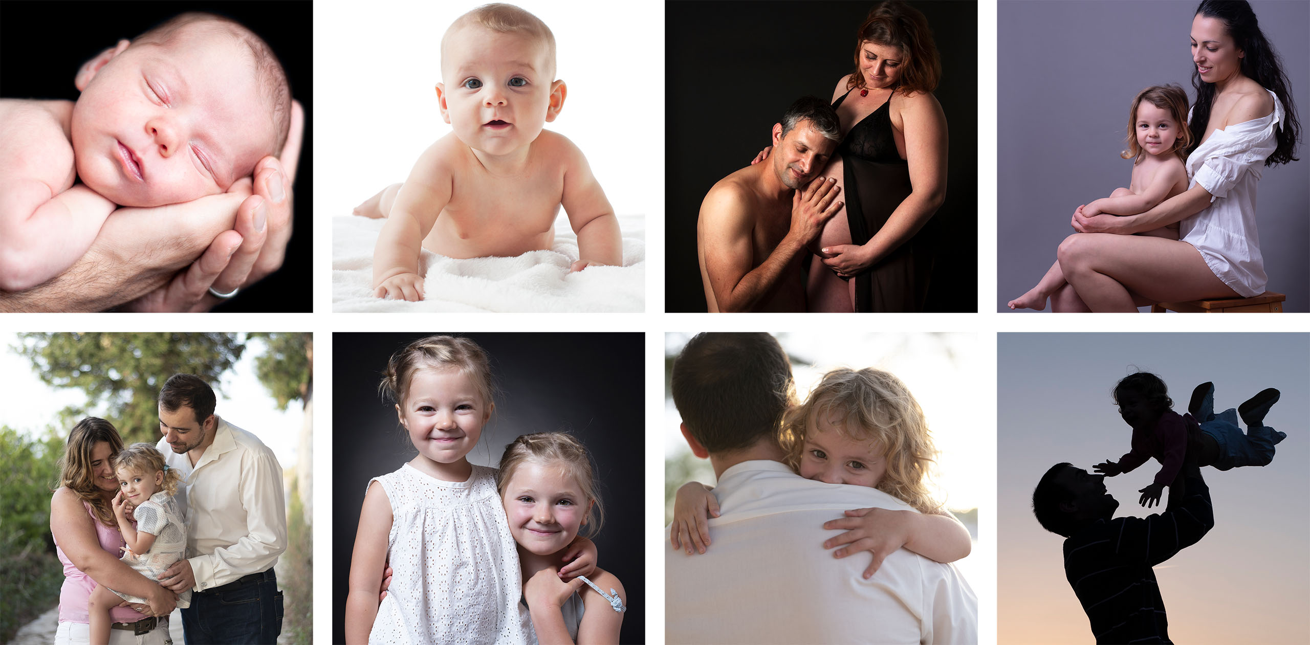 Photographe bebe grossesse enfant famille Antibes