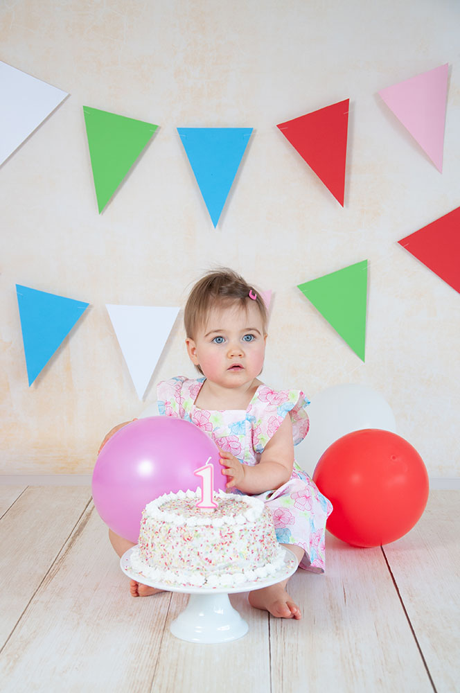 photo bébé anniversaire Antibes