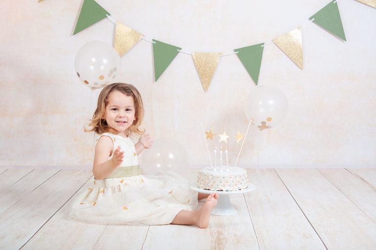 séance photo anniversaire enfant
