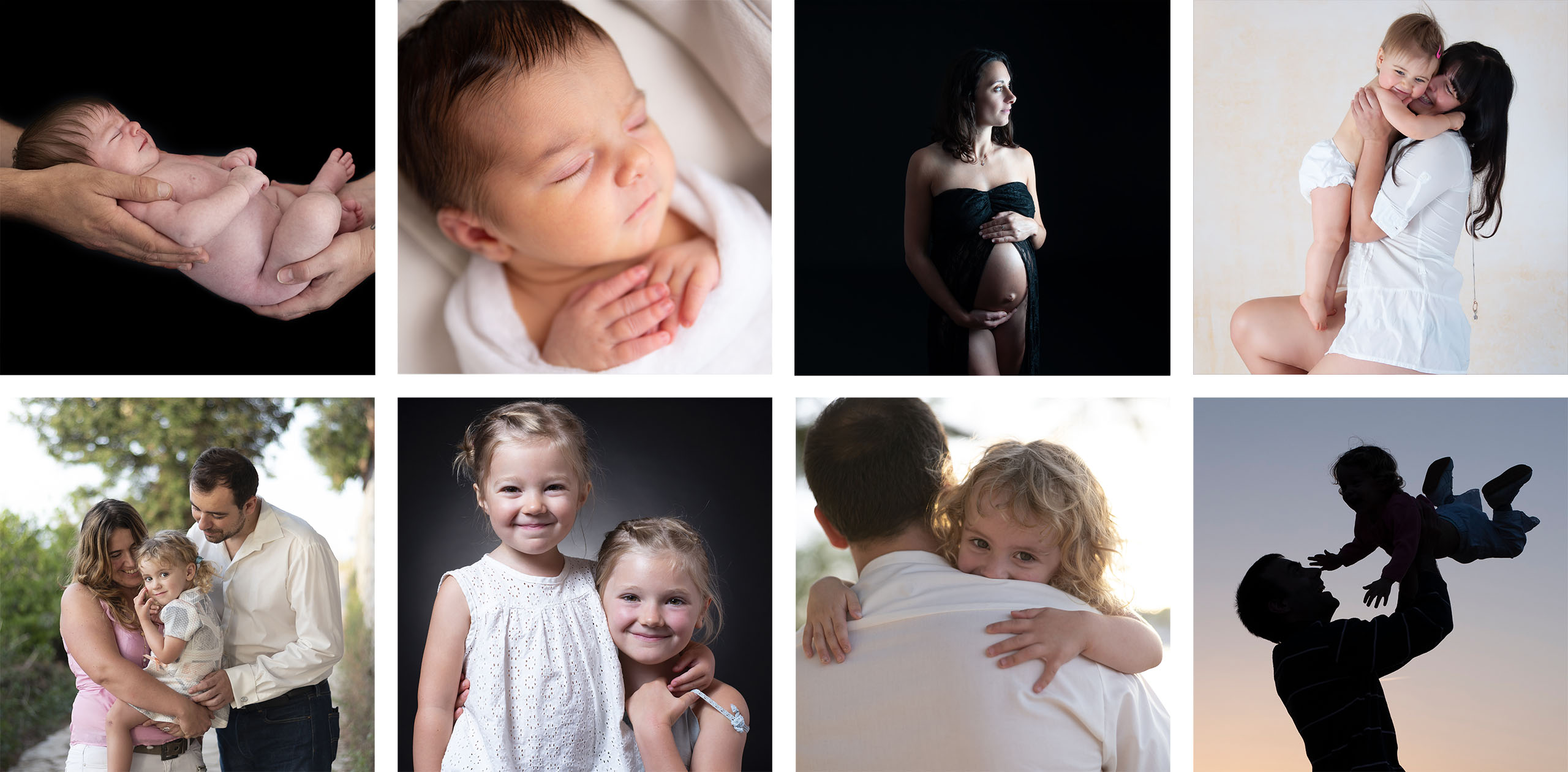 Photographe grossesse bebe enfant famille Antibes